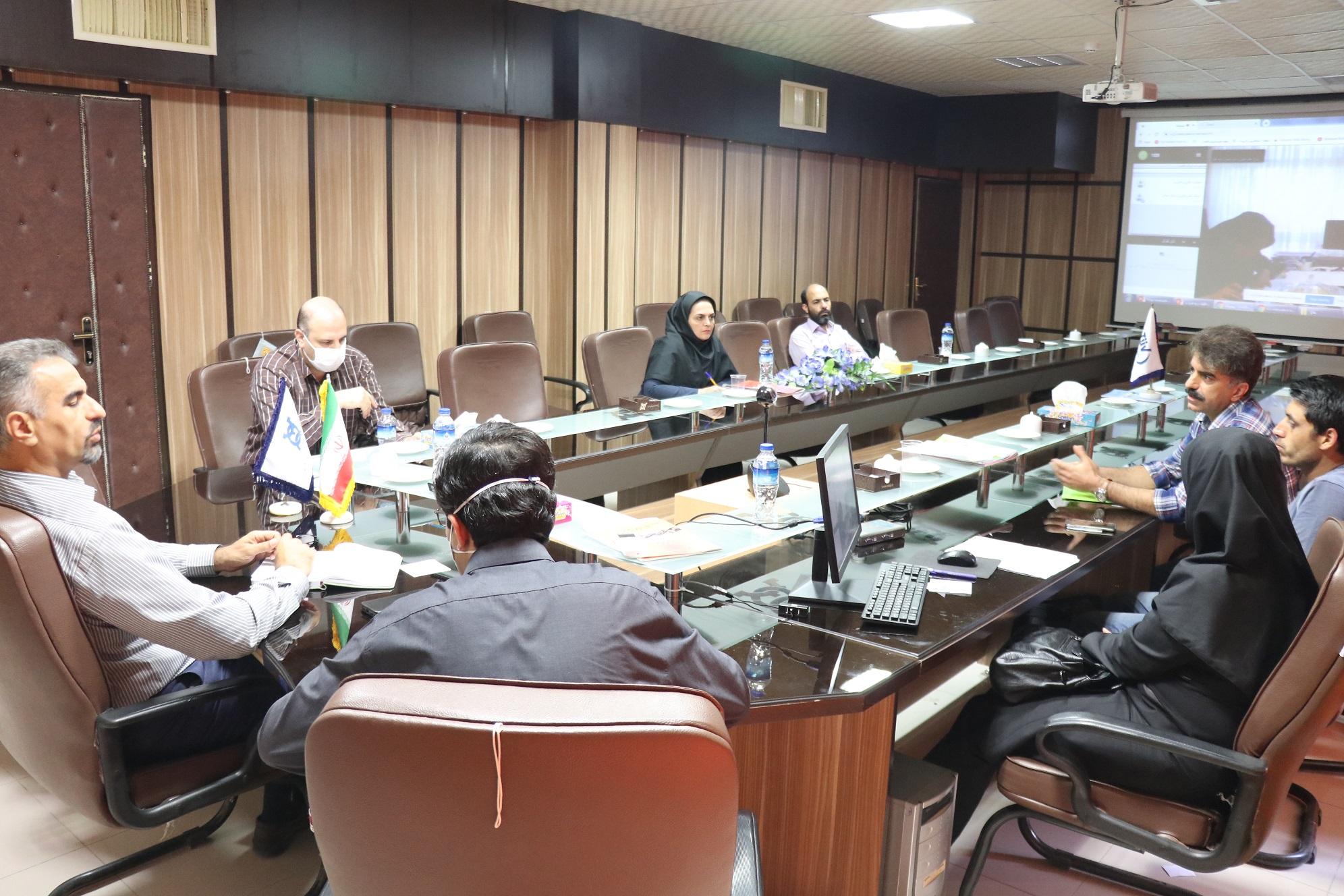 تصویب ۳۹۰۰ میلیون ریال تسهیلات برای واحد های فناور استان سمنان در جلسه مشترک با حضور صندوق پژوهش و فناوری استان سمنان و معاونت علمی وفناوری ریاست جمهوری